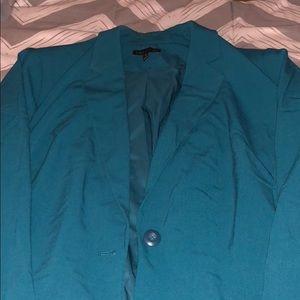 Blue lane Bryant blazer. Size 22. Barely worn